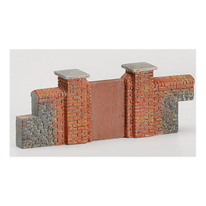 Brick Walling (Gates & Piers) - R8979 -Available
