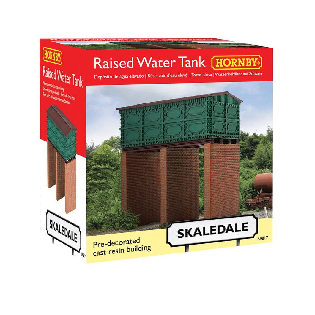 Raised Water Tank - R9817 -Available