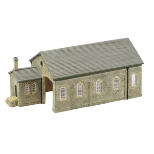 Granite Station Goods Shed - R9841 -Available