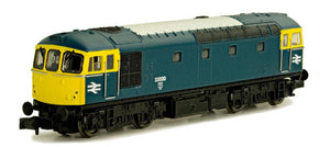 Class 33 020 BR Blue (DCC-Fitted)