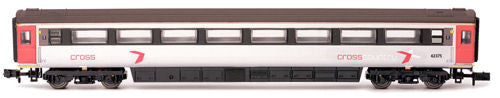 Mk3 2nd Class Coach Cross Country 42374