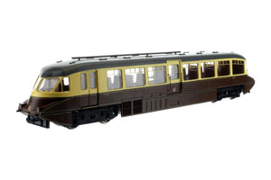 Streamlined Railcar GWR Twin Cities Choc/Cm 16