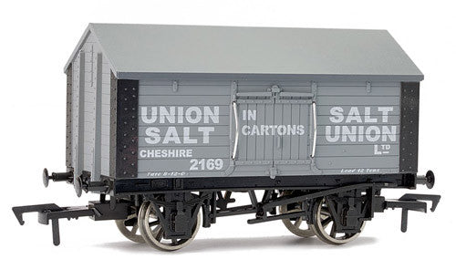 Salt Van Union Salt