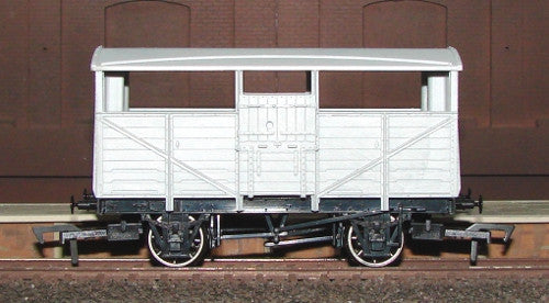 Cattle Wagon Unpainted
