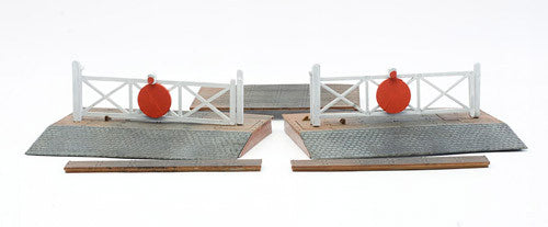 Kitmaster Level Crossing Kit