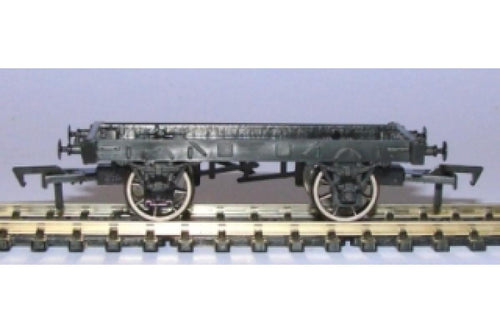 9ft Wheelbase Chassis for Rectangular Tank Wagon