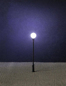 PRE ORDER - LED Ball-Style Park Lamp 71mm (3)