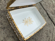 Load image into Gallery viewer, Antique Limoges Private Hock Porcelain Box For Tiffany & Co.