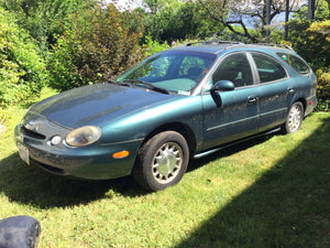 1997 Ford Taurus Wagon with Low Miles