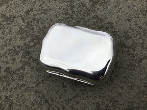 Antique Sterling Silver Traveling Soap Box by Gorham