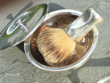 Load image into Gallery viewer, Tiffany & Co. Sterling Silver Shaving Set Designed by Elsa Peretti