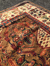 Load image into Gallery viewer, Antique Persian Serab Kurd Rug Circa 1900 ~8' x 4'~