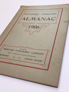 The Newport Mercury Almanac 1906