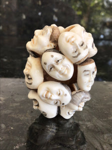 Antique Japanese Netsuke Figurine