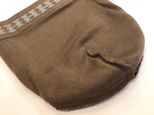 Load image into Gallery viewer, Vintage Hermès Monogram Beanie & Muffler in Box ~Taupe~