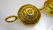 Load image into Gallery viewer, Vintage Chanel Medallions Gold Plated Bracelet