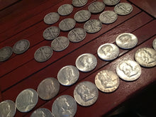 Load image into Gallery viewer, Collection of Silver Coins