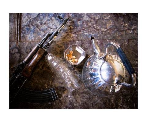 #11. Tea and AK47