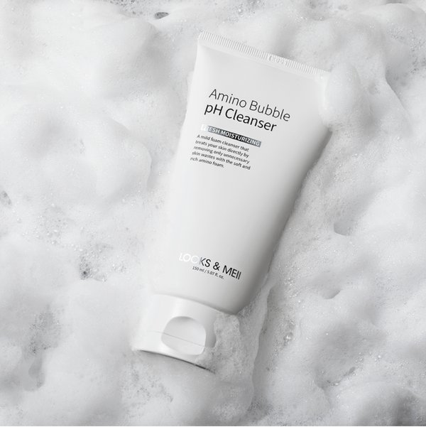 Amino Bubble pH Balance Cleanser