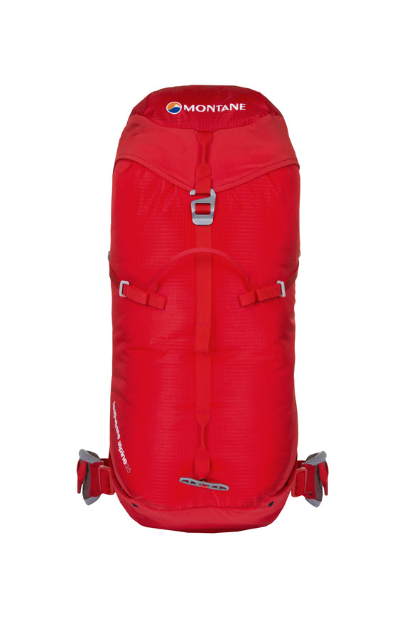 Featherlite Alpine 35 Red