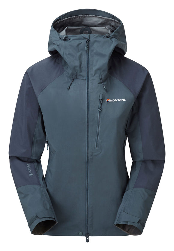 MONTANE WOMEN'S ALPINE RESOLVE JACKET
