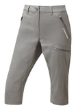 WOMEN'S DYNO STRETCH CAPRI PANT Mercury