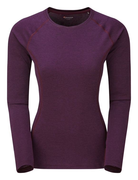 DART LONG SLEEVE T-SHIRT Saskatoon Berry