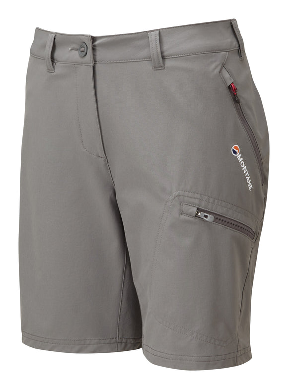 Women's Dyno Stretch Shorts Mercury