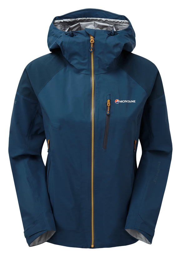 WOMEN'S FLEET JACKET Narwhal Blue