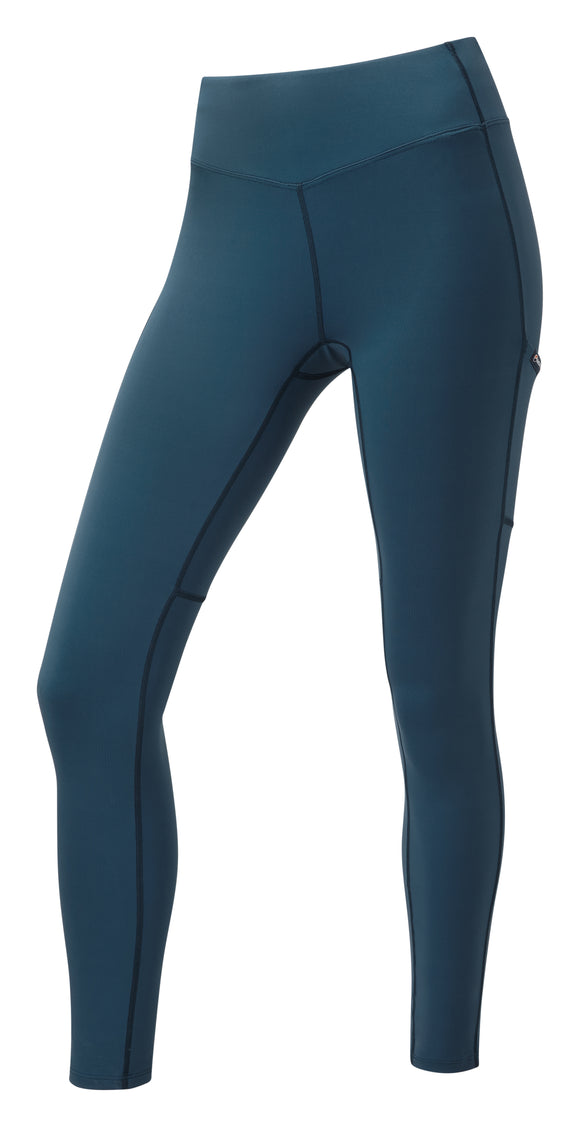 WOMEN'S INEO LITE PANTS Narwhal Blue