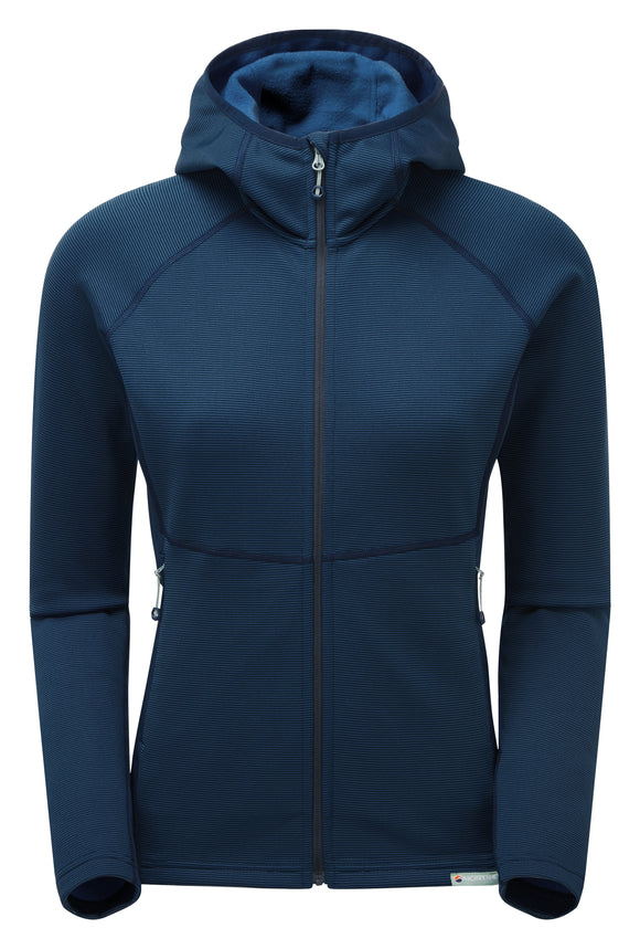 WOMEN'S ISOTOPE HOODIE Narwhal Blue