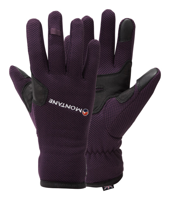 WOMEN'S IRIDIUM GLOVE Saskatoon Berry