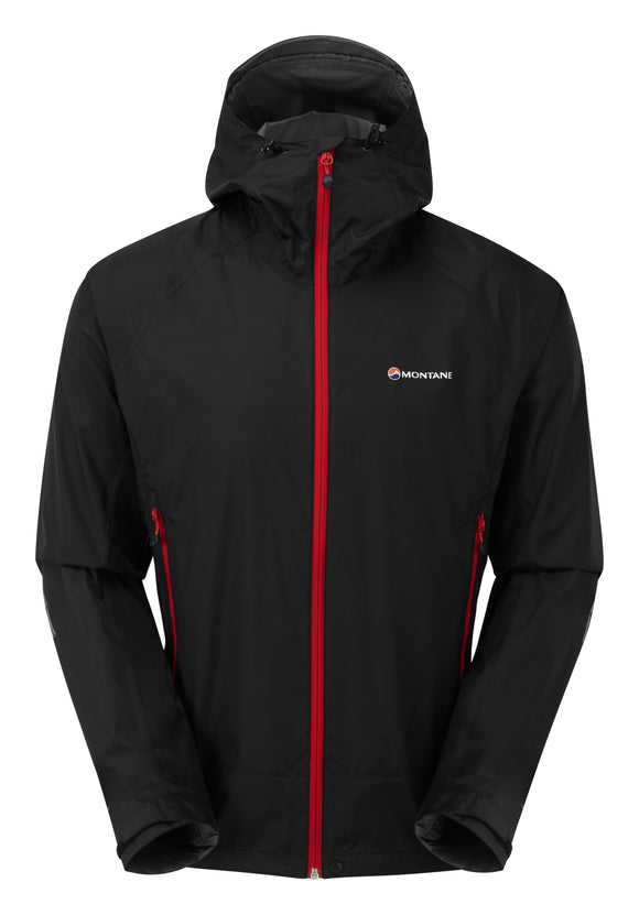 Black Waterproof Jacket