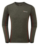 Long Sleeve Base Layer Shadow