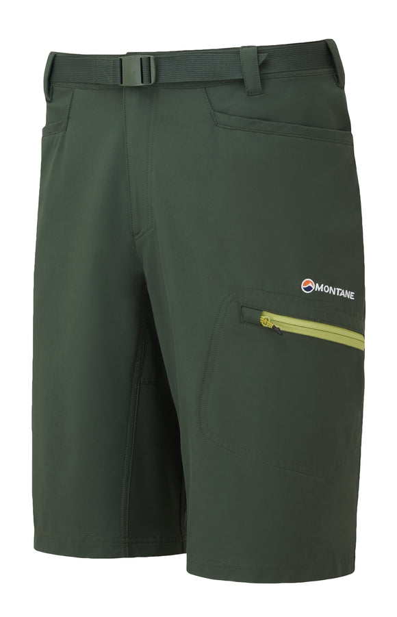 Dyno Stretch Shorts Arbour Green