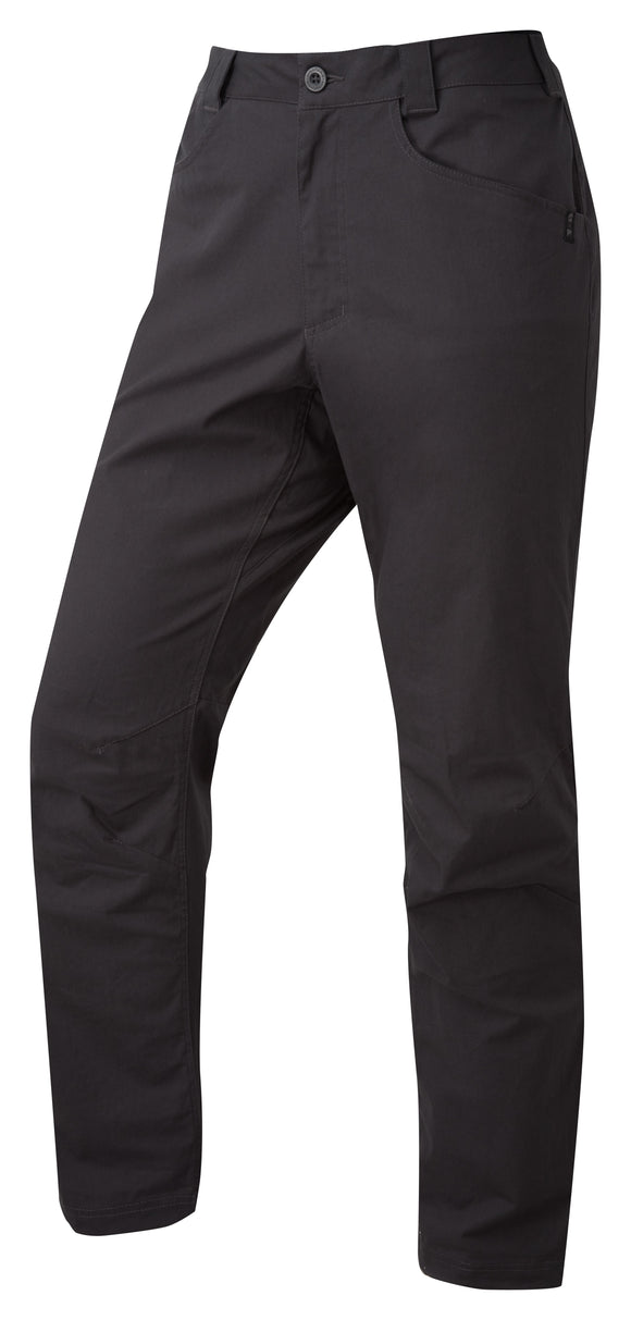 Orangic Cotton Blend Black Pants