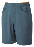 Orangic Cotton Blend Blue shorts