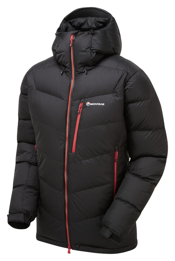 Resolute Down Jacket Black