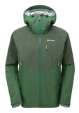 Gore Tex Shell Green
