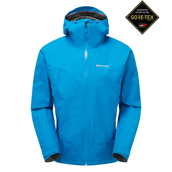 Pac Plus Jacket Electric Blue