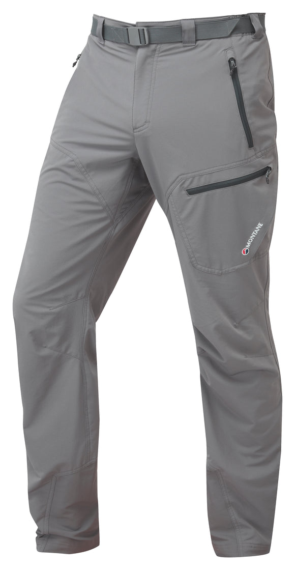 Grey Trek Pants