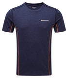 T-Shirt Base Layer Antartic Blue