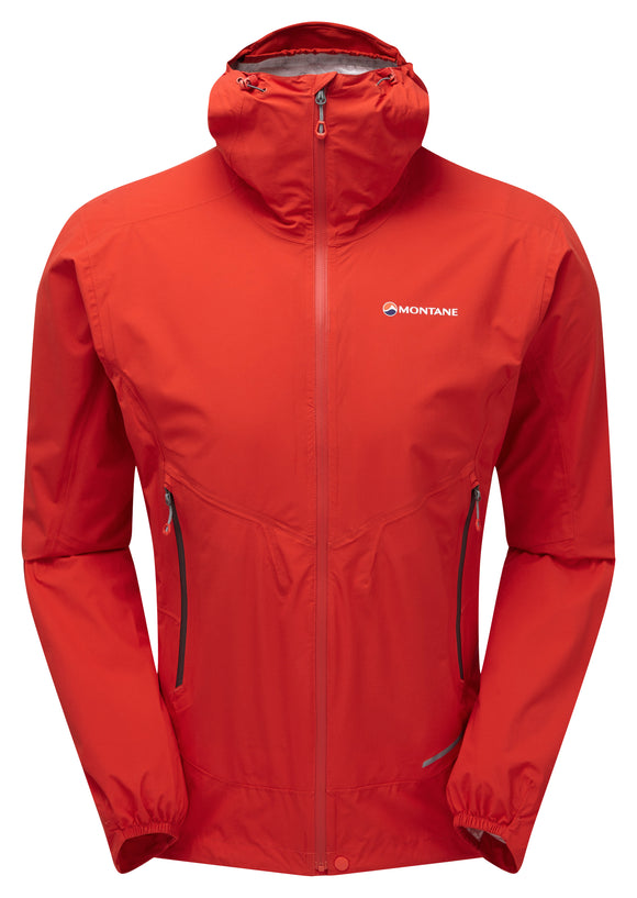 Minimus Stretch Ultra Jacket Flag Red