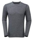 Primino 140g Long sleeve t-shirt Black