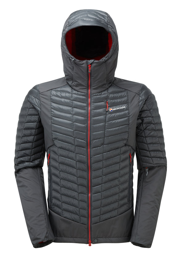 Quattro Fusion Jacket Shadow