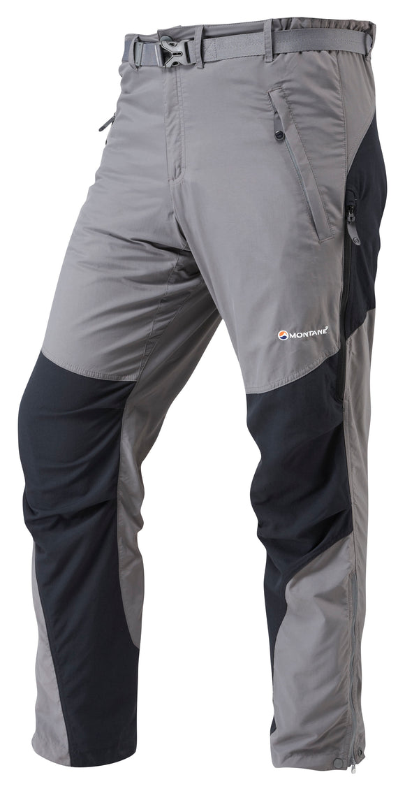 Terra Pants Graphite Grey and Black