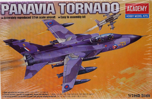 Academy 12607 -  Panavia Tornado Fighter Bomber Jet, 1:144 Scale