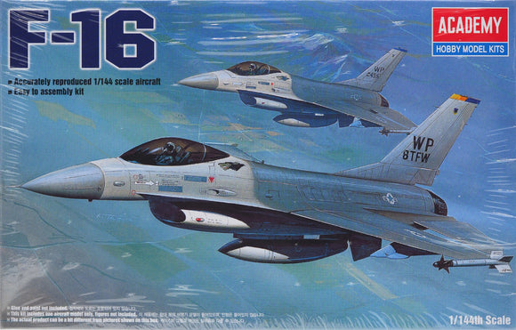 Academy 12610 - F-16 Fighting Falcon, 1:144 Scale