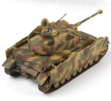 "Academy 13516 German Panzer IV Ausf.H ""Ver. MID"". Scale 1:35"