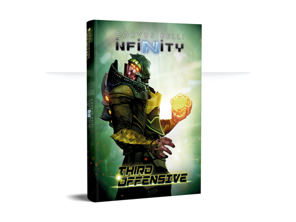 Infinity: 2289003. Infinity - Third Offensive Book